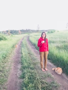 Walk with the cats